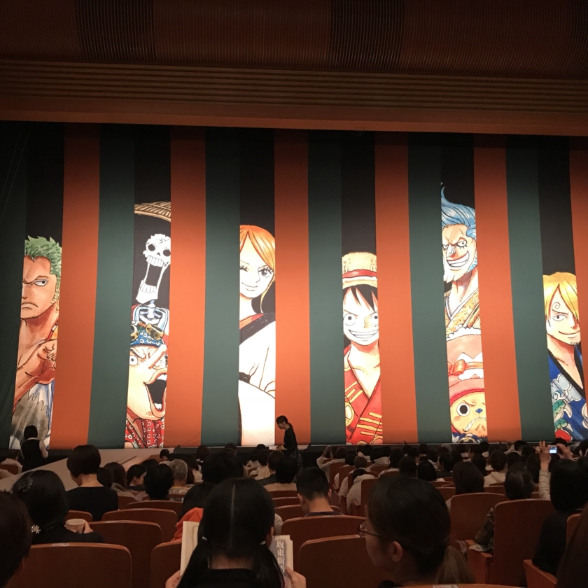 歌舞伎座へ(o^^o)
